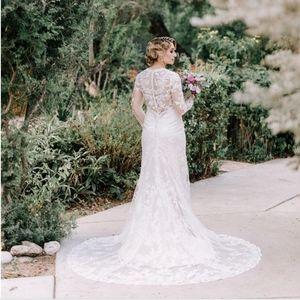 Casablanca Wedding Gown 2232L